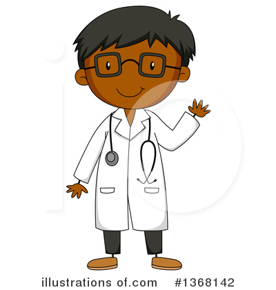 Doctor Clipart #1368142 by Graphics RF