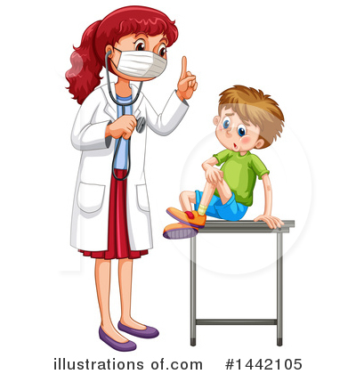 Doctor Clipart #1442105 by Graphics RF