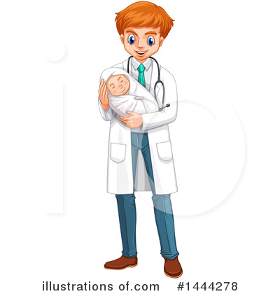 Doctor Clipart #1444278 by Graphics RF