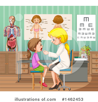 Doctor Clipart #1462453 by Graphics RF