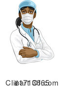 Doctor Clipart #1713665 by AtStockIllustration