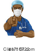 Doctor Clipart #1718722 by AtStockIllustration