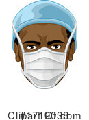 Doctor Clipart #1719038 by AtStockIllustration