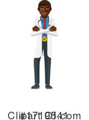 Doctor Clipart #1719541 by AtStockIllustration