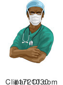 Doctor Clipart #1721030 by AtStockIllustration