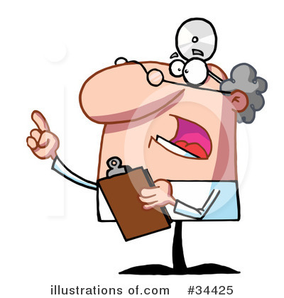 Surgeon Clipart #34425 by Hit Toon