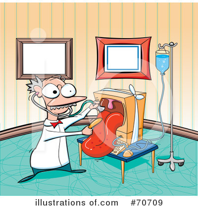 Computers Clipart #70709 by jtoons