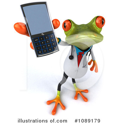 Frog Clipart #1089179 by Julos