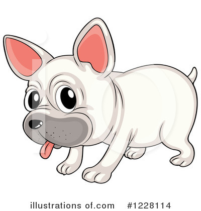 French Bulldog Clipart #1228114 by Graphics RF