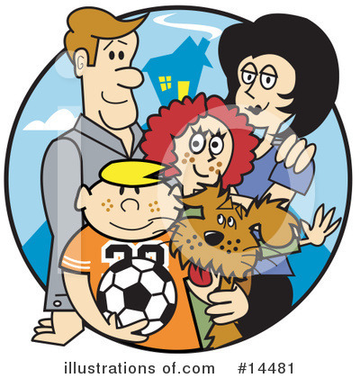People Clipart #14481 by Andy Nortnik