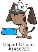 Dog Clipart #1458723 by toonaday
