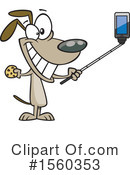 Dog Clipart #1560353 by toonaday