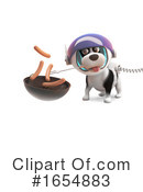 Dog Clipart #1654883 by Steve Young