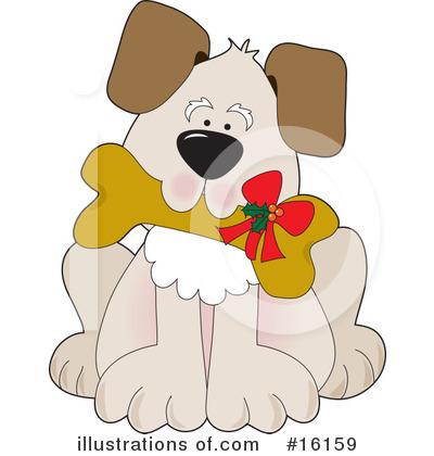 Puppy Clipart #16159 by Maria Bell