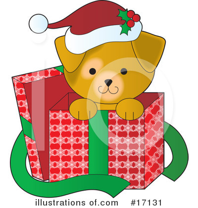 Puppy Clipart #17131 by Maria Bell