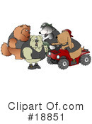 Dogs Clipart #18851 by djart