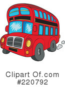 Double Decker Clipart #220792 by visekart
