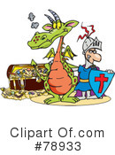 Dragon Clipart #78933 by Dennis Holmes Designs