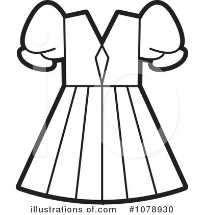 Clip Art Dress Clipart dress clipart 1078930 illustration by lal perera royalty free rf perera