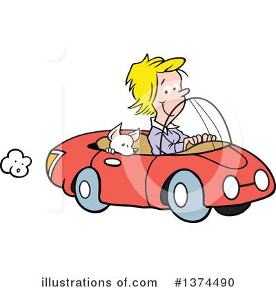 Car Clipart #1374490 by Johnny Sajem