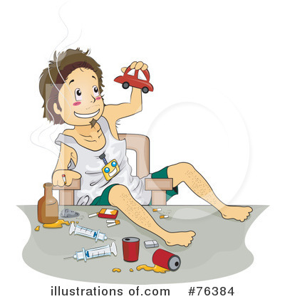 Royalty-Free (RF) Drugs Clipart Illustration by BNP Design Studio - Stock Sample #76384