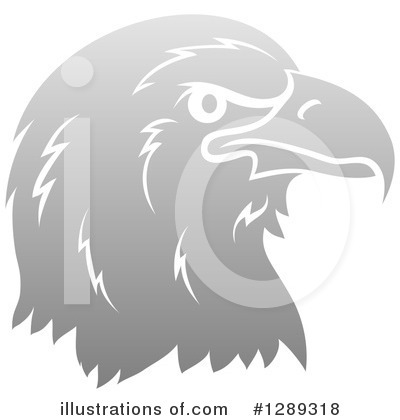 Eagle Clipart #1289318 by AtStockIllustration