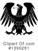 Eagle Clipart #1390261 by Vector Tradition SM