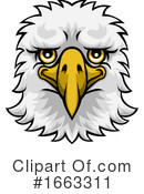 Eagle Clipart #1663311 by AtStockIllustration