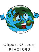Earth Clipart #1481848 by dero