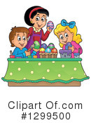 Easter Clipart #1299500 by visekart
