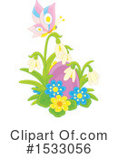 Easter Clipart #1533056 by Alex Bannykh