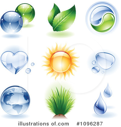 Royalty-Free (RF) Ecology Clipart Illustration by TA Images - Stock Sample #1096287