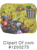 Ecology Clipart #1200273 by BNP Design Studio