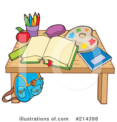 Open Book Clipart #214398 by visekart