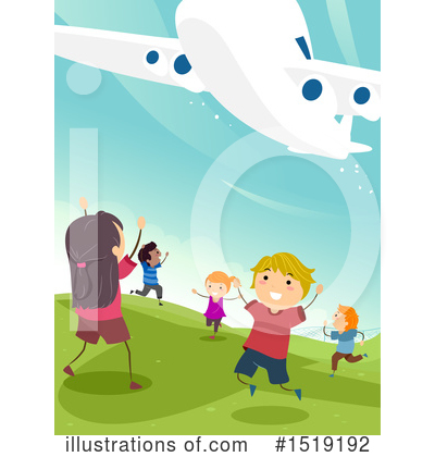 Airport Clipart #1519192 by BNP Design Studio