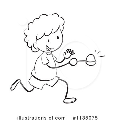 Egg And Spoon Race Clipart 1135075