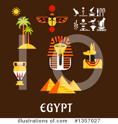 Anubis Clipart #1357027 by Vector Tradition SM