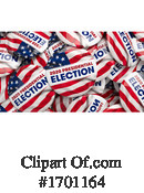 Election Clipart #1701164 by stockillustrations