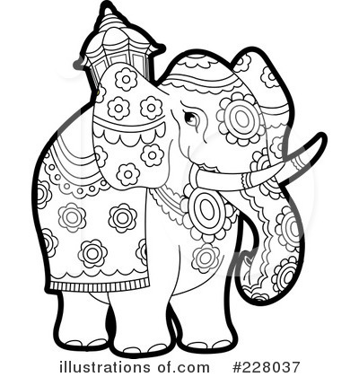 Elephant Clipart #228037 by Lal Perera