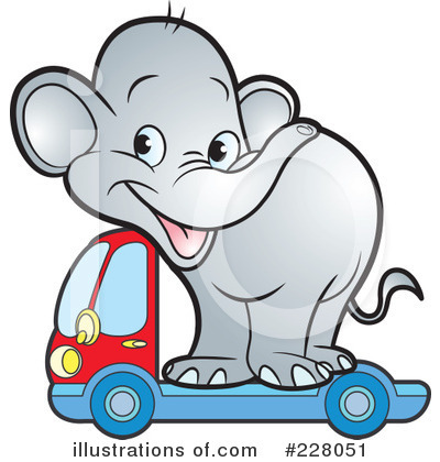 Elephant Clipart #228051 by Lal Perera