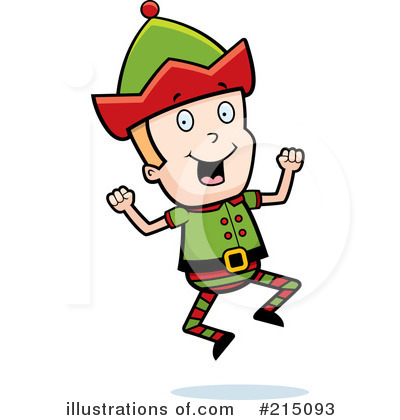 Elf Clipart #215093 by Cory Thoman