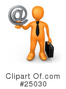 Email Clipart #25030 by 3poD