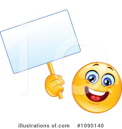 Emoticon Clipart #1095140 by yayayoyo
