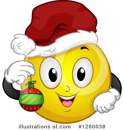 Santa Clipart #1260038 by BNP Design Studio