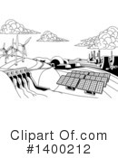 Energy Clipart #1400212 by AtStockIllustration