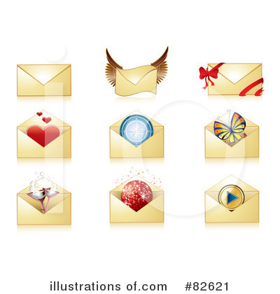 Gift Card Clipart #82621 by MilsiArt