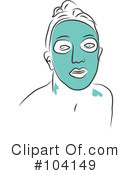 Facial Mask Clipart #104149 by Prawny