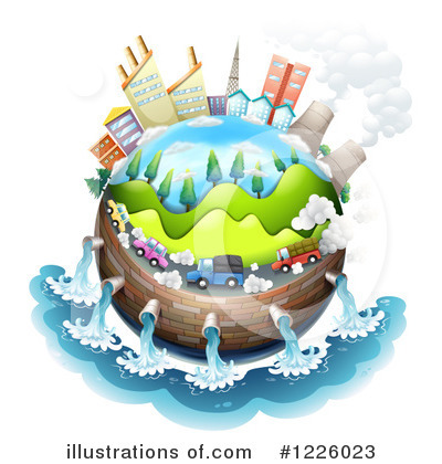 Ecology Clipart #1226023 by Graphics RF