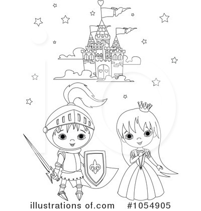 Fairy Tale Clipart 1054905 Illustration By Pushkin