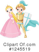 Fairy Tale Clipart #1245519 by Pushkin